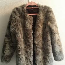 h m coats faux fur coats