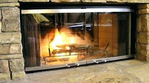 excellent gas fireplace glass cleaner installation instructions diamond throughout cleaning popular fi