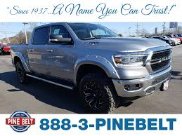 New 2019 RAM All-New 1500 Big Horn/Lone Star Crew Cab in Lakewood ...