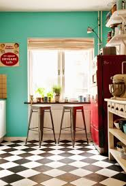 Checkerboard Kitchen Floor 17 Best Images About Cute Floors On Pinterest Painted