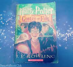 harry potter and the goblet of fire by j k rowling front cover