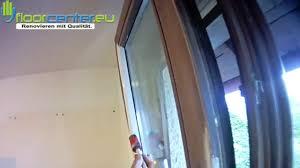 Fenster Lackieren Innen Holzfenster Fensterrahmen Streichen Holz