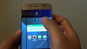 Samsung Galaxy S7 How to Set a Default Home Screen Page