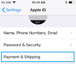 Learn how to take credit card off iphone. How To Remove Credit Card From Apple Id