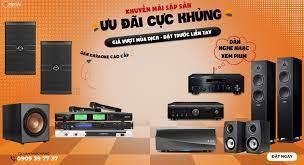Thiên Vũ Audio | Phân phối & Bán lẻ thiết bị âm thanh số VN