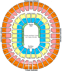 Thomas Mack Arena Seating Chart Nfr 55 Described Nfr Tickets Seating Chart
