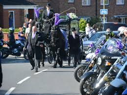 Hundreds of bikers attend funeral of Louise, 16   Shropshire Star