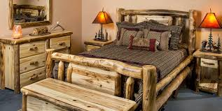 how to design a bed frame. Exellent How Rustic Log Bed  Littlebranch Farm In How To Design A Frame O