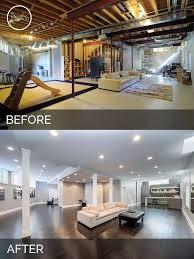 basement remodels. Before And After Basement Remodeling - Sebring Services Remodels