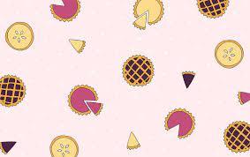 Pie desktop and iPad wallpaper ...