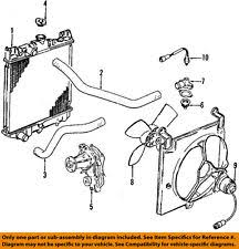 thermostats parts for geo new listinggeo gm oem 92 94 metro engine coolant thermostat 96067938 fits geo 6 on diagram
