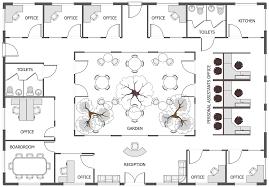 floor plan of the office. Office Floor Plans Plan Of The