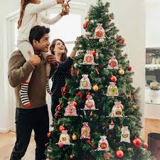 Di natale Avvento Calendario Conto Alla Rovescia Sacchetto di Buon Natale  Decorazione per La Casa 2020 di Natale Albero Di Natale Ornamenti di Natale  Regali di Nuovo Anno 2021|Pendenti e decorazioni