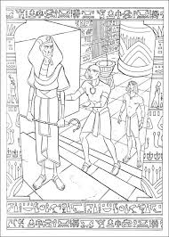 Small Picture Kids n funcom 31 coloring pages of Prince of Egypt