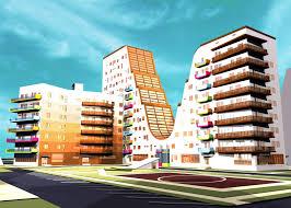 Дипломный проект Многоэтажный жилой дом Фрилансер Наталия  Дипломный проект Многоэтажный жилой дом
