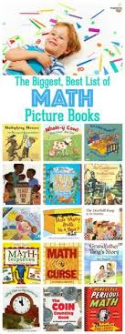the biggest list of the best math picture books ever
