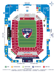 Toyota Park Seating Chart Chicago Open Air