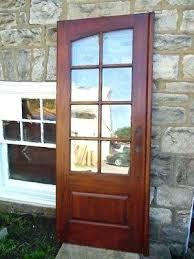 solid wood front doors vintage exterior doors x solid wood exterior grade french door eight light solid wood front doors