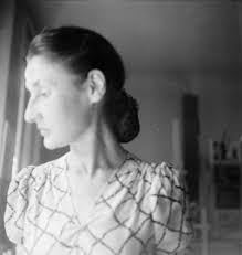 Photograph of Valentine Penrose at Bramham Gardens, London', Eileen Agar,  [1930s–1950s] – Tate Archive   Tate
