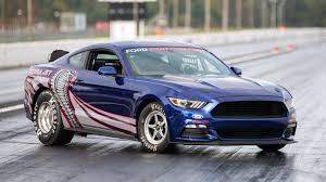2016 mustang cobra jet. Exellent 2016 2016 Ford Mustang Cobra Jet Runs An Eightsecond Quarter Mile Wvideo   Autoblog In
