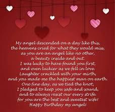 40 Happy Birthday Angel Wishes Wishesgreeting