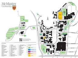 mcmaster cus map