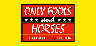 only fools and horses dvd complete collection review logo