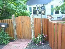 build a curved wooden fenceprague garden fencing panels northern ireland