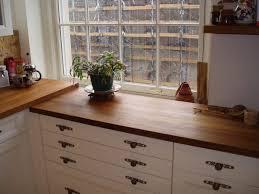 butcher block countertops 2. Teak Edge Grain Wood Countertop In A White Kitchen Butcher Block Countertops 2
