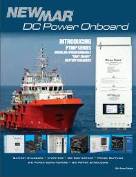 ac source selector switches marine newmar dc power onboard Spartan Chassis Wiring Diagram 2005 newmar's dc power product catalog cover