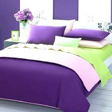 purple and green comforter bedding sets color white fl purpl
