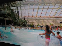 waterpark fun for the family at glacier canyon at the wilderness resort 2 baraboo
