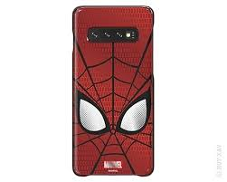 Панель-накладка <b>Samsung Galaxy Friends</b> MARVEL Spider Man ...