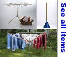 Umbrella Drying Rack Best Outdoor Umbrella Clothesline Two sizes Made in USA 6