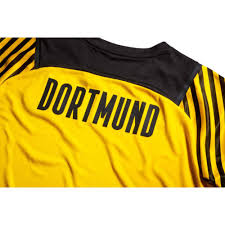 'i can stay home and make history' by bruce feldman may 21, 2021 38 2021 22 Puma Borussia Dortmund Home Jersey Soccerpro