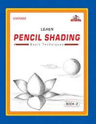 pencil shading book 2
