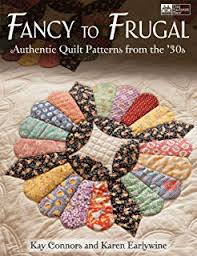 Cotton Candy Quilts: Using Feedsacks, Vintage and Reproduction ... & Fancy to Frugal: Authentic Quilt Patterns from the '30s Adamdwight.com