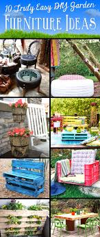 classic diy repurposed furniture pictures 2015 diy. 10 Truly Easy Yet Innovative DIY Garden Furniture Ideas Classic Diy Repurposed Pictures 2015