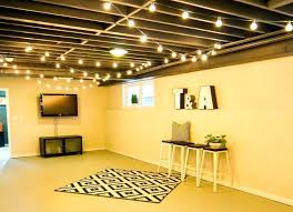basement ceiling ideas cheap. Cheap Ceiling Ideas Basement Idea Inexpensive For