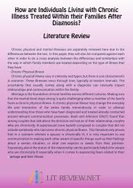 Literature Review Example Apa Apa Literature Review Sample