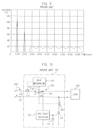 patent us6532139 arc fault circuit interrupter and circuit patent drawing