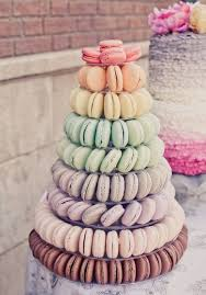 French Macaron Display Stand Simple 32 Tier Macaron Tower Or Display Stand For French Macarons Macaron