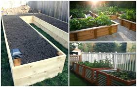 how to make a vegetable garden bed fabulous best way to make raised vegetable garden beds