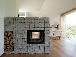 fireplace design idea 6 diffe materials to use for a fireplace surround stone