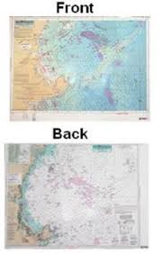 Captain Seagulls Chart Ca201 Bathymetric Cape Ann To Jeffreys Ledge