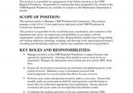 Branch Manager Job Description - Sarahepps.com -