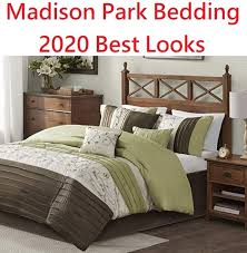 madison park bedding and comforter set