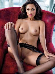 Raquel Pomplun Playboy USA June 2013 sexy ass nude Playboy.