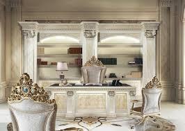luxury office desks. Hand Carved Secretary Desk For Manager Office Luxury Desks D