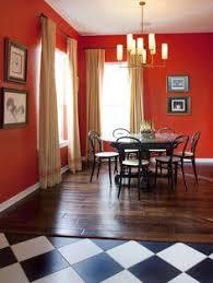 kris swift s design portfolio red wallsorange wallsorange roomsbright walls dining